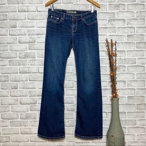 BKE Kate Straight Leg Stretch Jeans Women's Sz 28